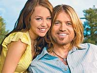 Miley Cyrus's father Billy Ray