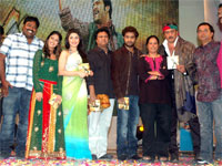 Shakti audio launched