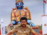 A still from Singam