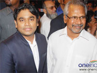 Mani Ratnam to launch AR Rahman's biography