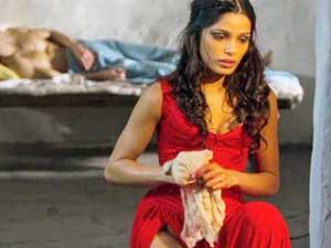 Freida Pinto in Immortals