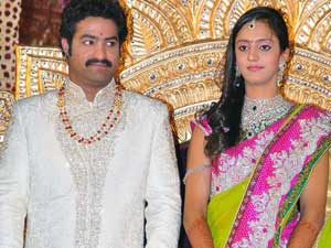 Junior NTR marries Lakshmi Pranathi