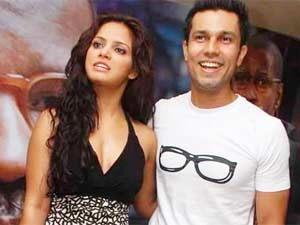 Randeep Hooda and Neetu Chandra