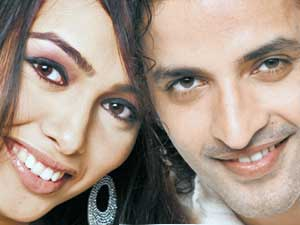 Ganesh Hegde and Sunayna Shetty