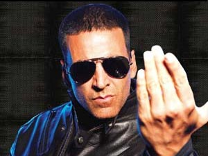 Akshay trains to fight fear on KKK 4