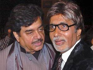 Shatrughan-Amitabh comparison as a TV host