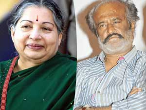 Jayalalitha and Rajinikanth