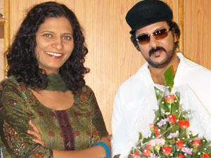 V Ravichandran and Kavitha Lankesh