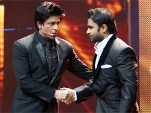 Shahrukh Khan at IIFA Awards
