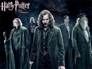 Harry Potter and The Order Phoenix Sirius Black
