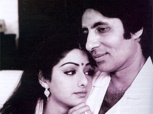 Sridevi-Amitabh after 18 years