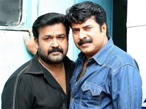 Mammootty and Mohanlal
