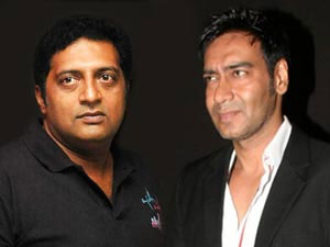 Prakash Raj and Ajay Devgn