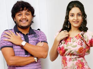 Ganesh and Bhama