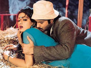 Sridevi-Anil in Mr India