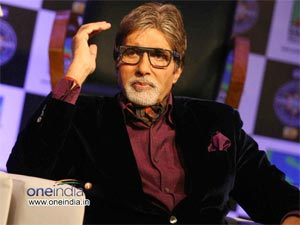 Amitabh at KBC 5 Launch