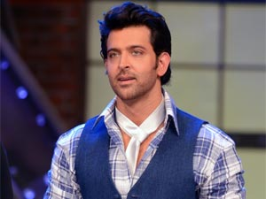 Hrithik Roshan singing on Just Dance