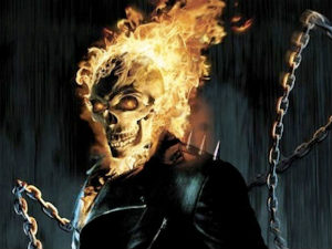 Flaming skull back in Ghost Rider 2