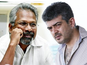 Mani Ratnam and Ajith Kumar
