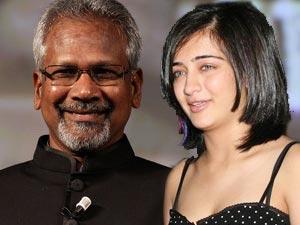Akshara and Mani Ratnam