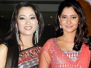 Shweta Tiwari and Ankita Lokhande