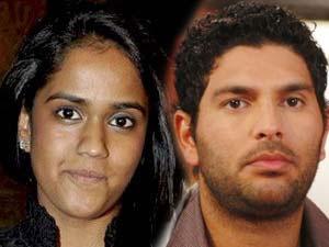 Gossippps!!! on Actors :P Yuvraj Singh Sister