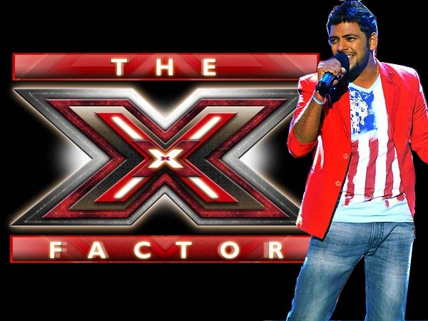 Geet Sagar on the X-Factor India