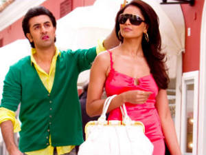 Bipasha Basu and Ranbir Kapoor