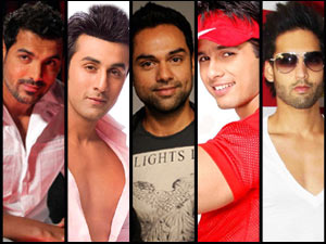 Who will win India's Sexiest Bachelor title?