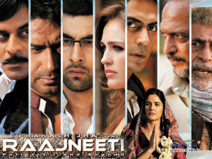 A still from Raajneeti