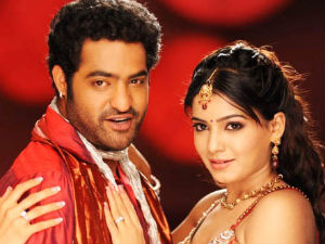 Junior NTR and Samantha