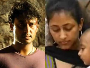 Darshan and his wife Vijayalakshmi