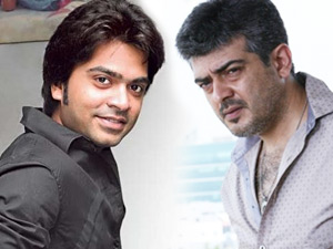 Simbu joins Ajith Kumar's Race?