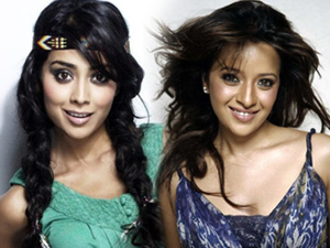 Shreya Saran and Reema Sen