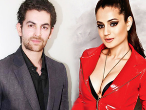 Neil Nitin Mukesh and Ameesha Patel