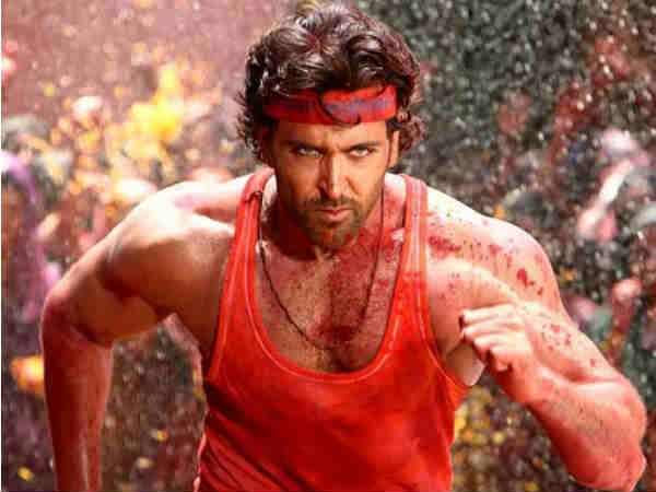 Hrithik's look in Agneepath