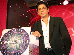 Shahrukh Khan on KBC