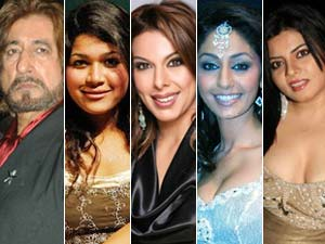 Bigg Boss 5   14 Contestants Names   Participants List   Reality TV