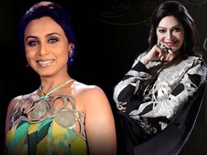 Rani strikes at Simi in India's Most Desirable