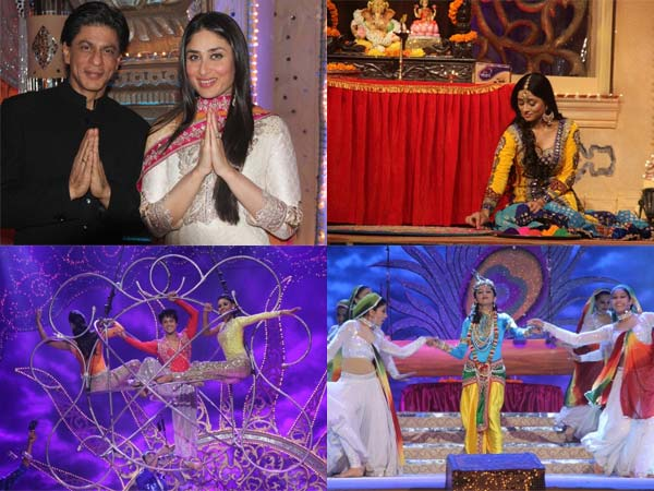 Star Plus' Diwali celebration