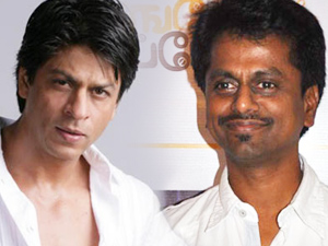Shahrukh and Murugadoss