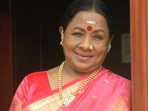 Actress Manorama