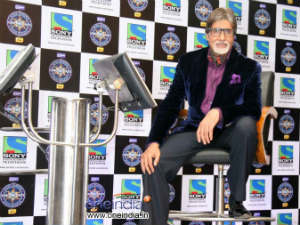 Amitabh Bachchan on KBC 5