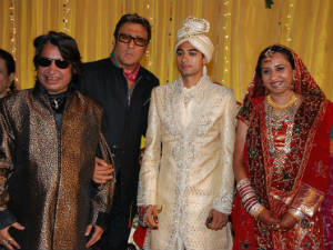 Dilip Sen's daughter Simmin's marriage function