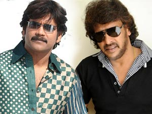 Nagarjuna and Upendra