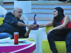 Mahesh Bhatt's meeting with Sunny Leone