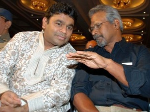 Rahman's tunes a duet song for Mani Ratnam