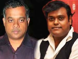 Gautham Menon to reunite with Harris Jayaraj