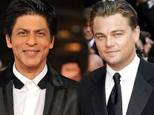 Shahrukh and Leonardo