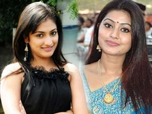 Sneha and Haripriya